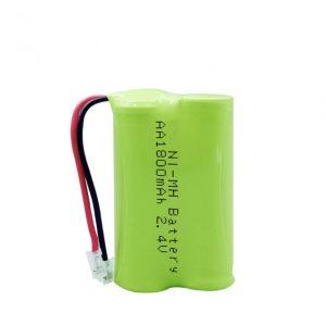 NiMH аккумулятор AA1800mAh 2.4V