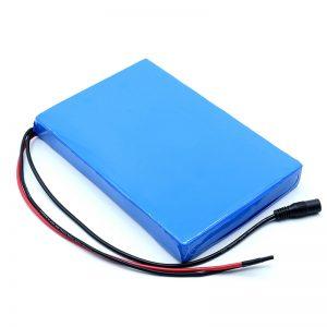 Литиевая батарея 18650 12 В 10 Ач для электрического велосипеда