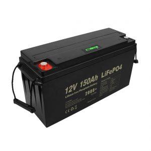 Аккумуляторная батарея 12в 150Ах 200Ах 250Ах 300Ах Лайфпо4 глубокого цикла перезаряжаемые