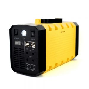 12v 30ah инверторная батарея 500w портативная электростанция