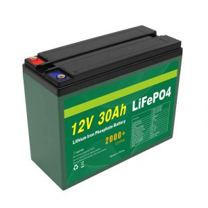 OEM аккумуляторная батарея 12V 30Ah 4S5P Lithium 2000+ Deep Cycle Lifepo4 Cell Производитель