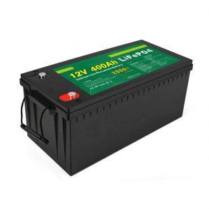 Заводская цена глубокого цикла солнечной батареи LFP 12v 400Ah солнечной батареи LiFePO4