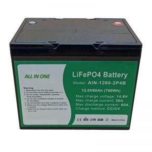 ВСЕ В ОДНОМ Цилиндрическая литиевая батарея на 2000 циклов 12v60Ah аккумулятор для хранения энергии