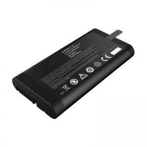14,4 В, 6600 мАч, 18650, литий-ионная батарея, аккумулятор Panasonic для сетевого тестера с портом связи SMBUS