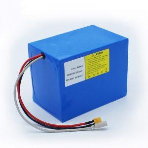 Литиевая батарея 18650 48V 20.8AH для электрических велосипедов и электровелосипедов