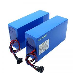 Все в одном элементе 13S7P 18650 48v 20.3ah аккумулятор для электрического велосипеда