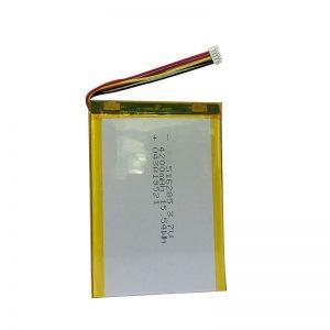 516285 3.7V 4200mAh Умный домашний инструмент полимерная литиевая батарея