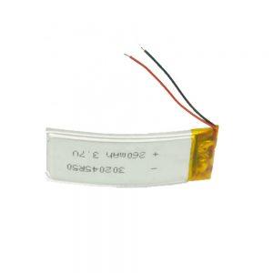 LiPO аккумулятор 302045 3,7 В 260 мАч