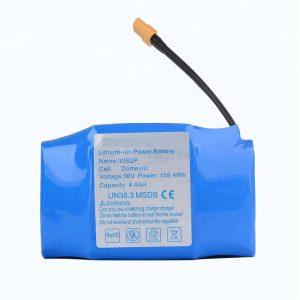Самый продаваемый литиевый аккумулятор для ховерборда 36v 4400mah 10s2p