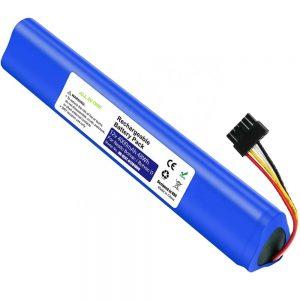 Сменный аккумулятор NiMh 12 В емкостью 4000 мАч для роботов-пылесосов серии Neato Botvac и D 945-0129