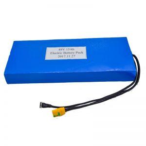 Оптовый литиевый аккумулятор 15Ah 48V для электрического скутера
