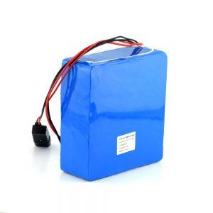 48V 15Ah 20Ah перезаряжаемый литий-ионный аккумулятор 48-вольтовая электрическая батарея велосипеда самоката