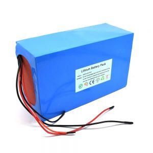 Литиевый аккумулятор 48 в / 20ач для электросамоката