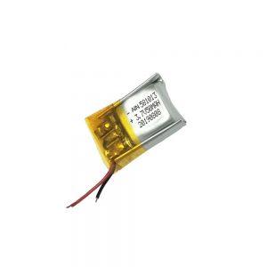 Литий-полимерный аккумулятор высокого качества 3.7V 50mAh 581013 аккумулятор