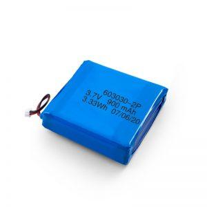 Перезаряжаемый Li-Po Lipo аккумулятор 3,7 В 450 530 550 700 750 800 900 мАч