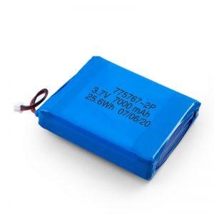 Custom 3,7 В 2450 2600 3900 4000 4500 4700 5000 6000 9000 мАч полимерный липо-аккумулятор