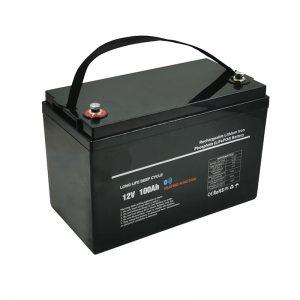 Низкотемпературный LiFePO4 12V 100AH