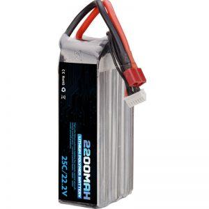 горячая распродажа перезаряжаемая литий-полимерная батарея 22000 мАч 6s липо