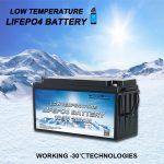 Представляем низкотемпературные литий-железо-фосфатные батареи ALL IN ONE