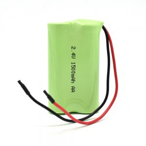 NiMH аккумулятор AA1500mAh 2.4V