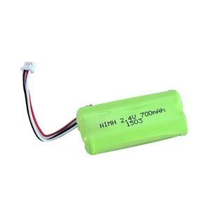 NiMH аккумулятор AA700 2,4 В