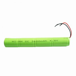 NiMH аккумулятор SC 3600mAH 4.8V