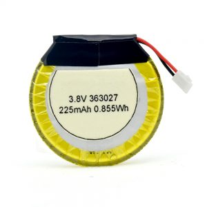 LiPO аккумуляторная батарея 363027 3,7 В 225 мАч