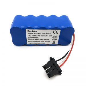 Ni-mh аккумулятор 12в для пылесоса TEC-5500, TEC-5521, TEC-5531, TEC-7621, TEC-7631